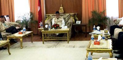 शीर्ष नेता सम्मिलित विशेष समिति गठन