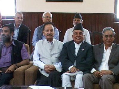 राजनीतिक नियुक्ति खारेज नगर : कांग्रेस
