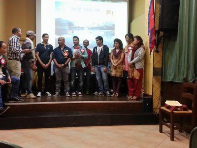नेपाली समाज रोमको पाँचौ अधिबेशन सम्पन्न