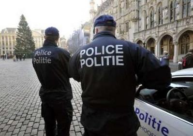 बेल्जियममा उच्च सुरक्षा सर्तकता