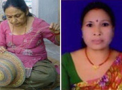 दुई नेपाली महिलालाई 'अन्तर्राष्ट्रिय पुरस्कार'