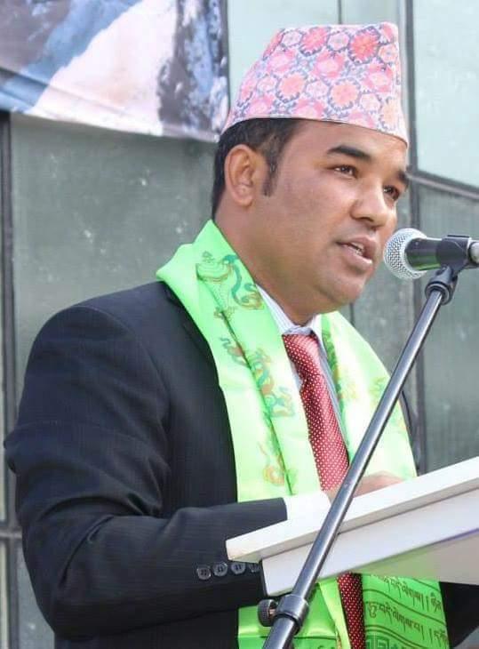 प्रबासी नेपालीहरुको एकता र  देशको सम्ब्रिद्धीका लागी प्रयासरत छौ ,   शिव बरुवाल , एनआरएनए युरोप सन्योजक