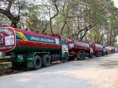 पेट्रोलियम पदार्थ नेपाल भित्रिन असहज