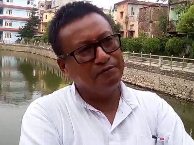 आफ्नो भनाइप्रति माफी माग्न नेकपा नेताहरुको मेयर चौधरीलाई निर्देशन