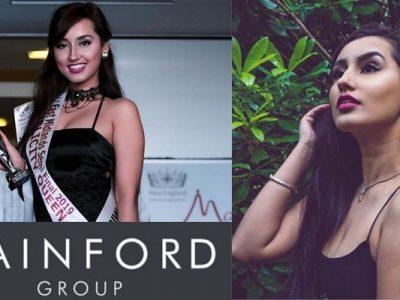 नेपाली चेली प्रतिष्ठा 'मिस इङ्ल्याण्ड'को फाइनलमा