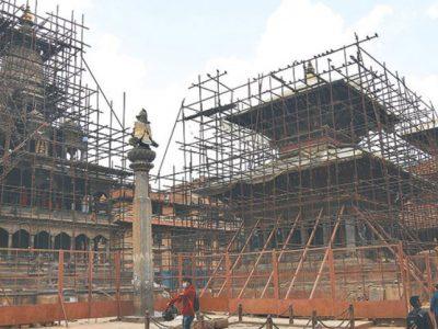 काठमाडौंका सम्पदा खतराको सूचीमा