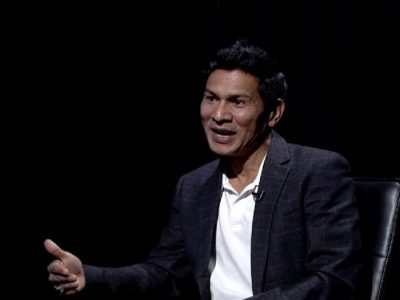 मालिका फिल्मका निर्माता नरबाहादुर कार्की पक्राउ
