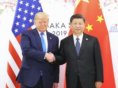 ट्रम्पको अर्को विवादास्पद आग्रह, बाइडेनमाथि छानबिन गर्न चीनलाई सुझाव