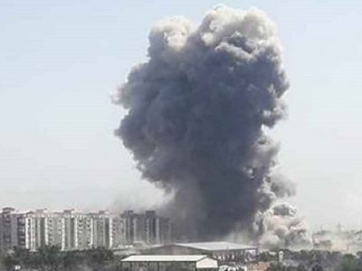 काबुलमा शक्तिशाली विस्फोट, ३४ को मृत्यु