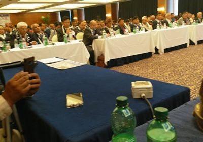 गैरआवासीय नेपाली संघ युरोपको क्षेत्रीय बैठक इटालिमा