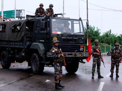 काश्मीर प्रकरण : 'नाकै अघि'को घटनामा दक्षिण एसियाली देश चुप किन?