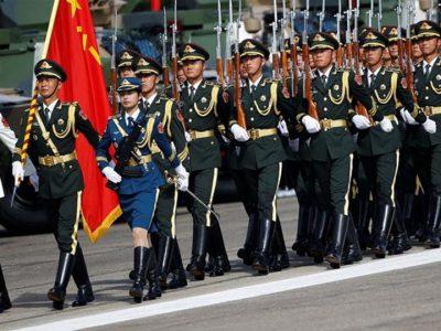 चीनले हङकङमा खटायो हजारौं सेना