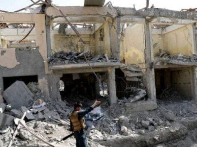 अफगानिस्तानमा शक्तिशाली बम बिस्फोट, कम्तिमा १४ जनाको मृत्यु