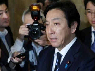 फलफूल उपहार दिएको आरोप लागेपछि जापानका मन्त्रीले दिए राजीनामा