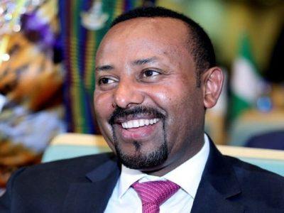इथियोपियाका प्रधानमन्त्रीलाई यो बर्षको नोबेल शान्ती पुरस्कार