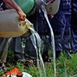काठमाण्डौंमै पाँच हजार लिटर घरेलु मदिरा नष्ट