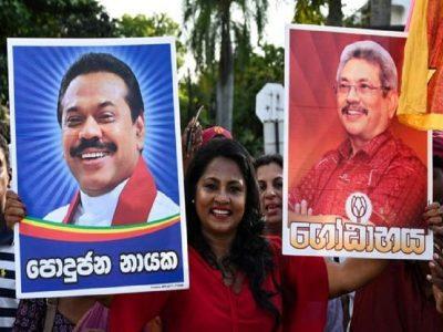 श्रीलङ्काली राष्ट्रपति गोटाबय राजपक्ष: 'युद्धमा बेपत्ता २० हजार व्यक्ति मृत'