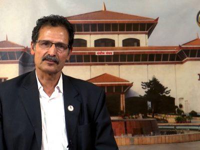 नेकपा सचिवालय बैठकको निर्णय: सभामुखमा अग्नि सापकोटा