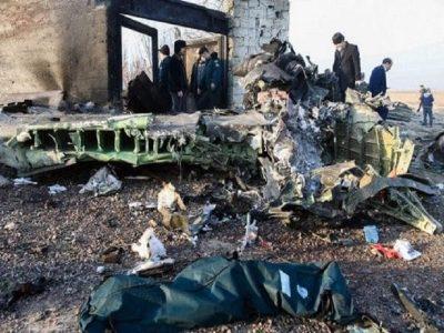 इरान विमान दुर्घटनाः क्षेप्यास्त्र प्रहारबाट विमान खसेको ट्रुडोको विश्वास