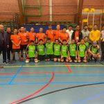 बेल्जियममा भलिबल प्रतियोगिता, मोना बेल्जियम र एनआरएनए लक्जेम्बर्ग बिजेता