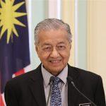 मलेसियाका प्रधानमन्त्री महाथीर मोहम्मदद्वारा राजीनामा