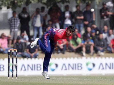 एसीसी इस्टर्न क्रिकेट: नेपालद्वारा थाइल्यान्ड ९ विकेटले पराजित