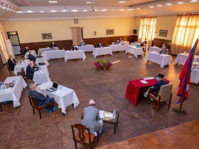 आज बस्ने भनिएको मन्त्रिपरिषद बैठक स्थगित, बैठक भोलि बस्ने