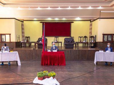नेकपा सचिवालय बैठकबाट कार्यदललाई अनुमोदन