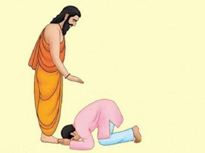 ज्ञान प्रदान गर्नेहरुप्रति सम्मान प्रकट गरी गुरु पूर्णिमा पर्व मनाईँदै