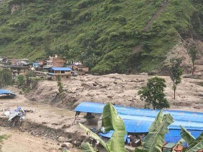 आजदेखि भारी वर्षाः सरकार 'हाई अलर्ट'मा, जोखिम क्षेत्रमा नबस्न अनुरोध