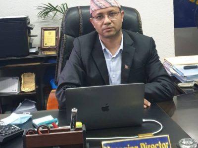 दूरसञ्चार क्षेत्रका रुग्ण आयोजनाले गति लिन थालेका छन्ः डिल्लीराम अधिकारी