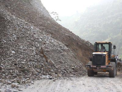 नरायणगढ–मुग्लिन सडक खण्ड अवरुद्ध