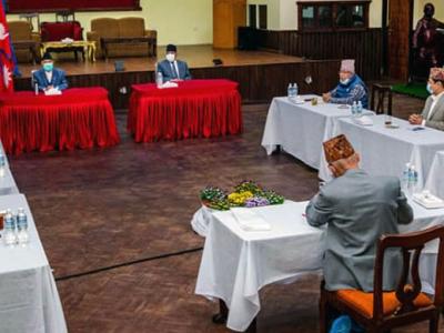 नेकपा सचिवालयको बैठक आज बस्दै, मन्त्रिपरिषद् पुनर्गठन लगायतका विषयमा छलफल हुने
