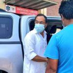 राप्रपा अध्यक्ष थापा अस्पतालबाट घर फिर्ता