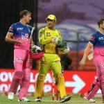 आईपीएलमा राजस्थानसँग चेन्नई ७ विकेटले पराजित