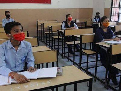 कोरोना संक्रमण दर घटेपछि भारतका चार राज्यमा आजबाट विद्यालय खुले