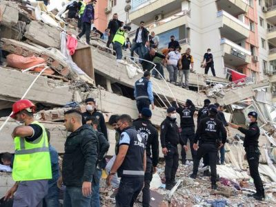 टर्की र ग्रिसको टापुमा भूकम्प, २२ जनाको मृत्यु