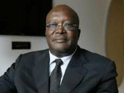 बुर्किना फासोको राष्ट्रपतिमा काबोर पुनः निर्वाचित