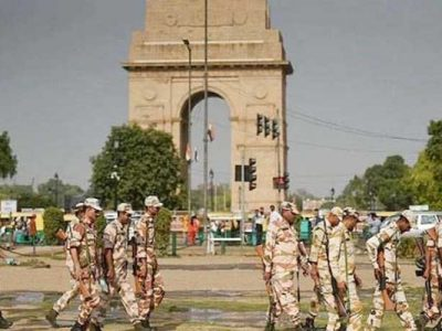 आतंकवादी संगठनले हमला गर्ने आशंकामा दिल्लीमा सुरक्षा सतर्कता बढाइयो