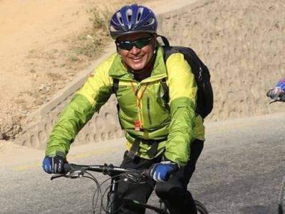 विद्यालय र पुस्तकालय सहयोगार्थ दोलखा–दिपायल साइकल यात्रा