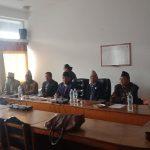 नेकपा प्रचण्ड–माधव समूहको संसदीय दलको नेतामा प्रचण्ड चयन