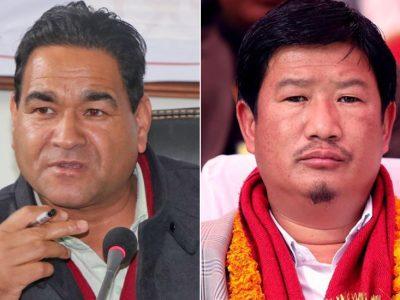 लुम्बिनी प्रदेशमा माओवादीका दुई मन्त्रीले दिए राजीनामा
