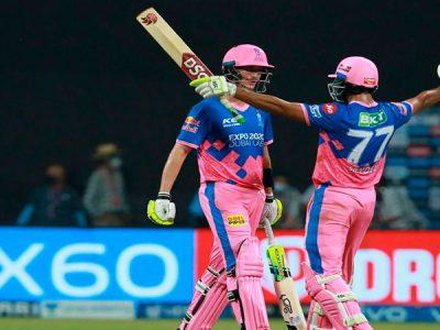 आईपीएलमा राजस्थान राेयल्सकाे पहिलाे जित