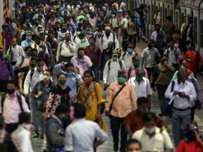 भारतको महाराष्ट्रमा कर्फ्यू र लकडाउन