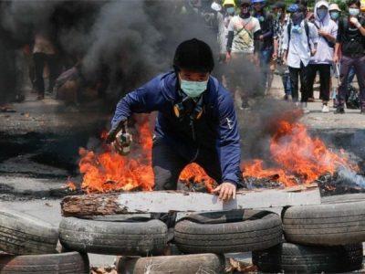 म्यानमारका सैनिक नेतामाथि प्रतिबन्ध लागउने प्रस्ताव चीनद्वारा अस्वीकार