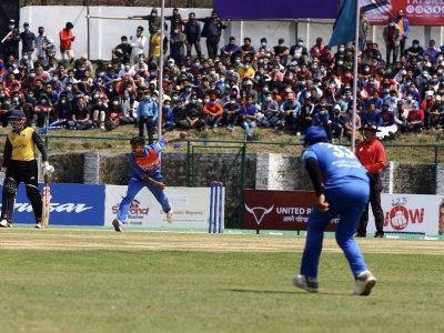 मलेसियाविरुद्ध नेपाल ९ विकेटले विजयी
