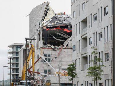 बेल्जियममा विद्यालयको भवन भत्किँदा पाँच जनाको मृत्यु