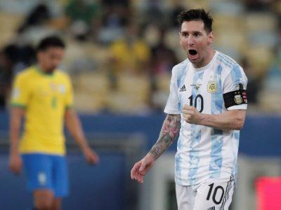 कोपा अमेरिकाको उपाधि अर्जेन्टिनालाई, ब्राजिल १-० ले पराजित