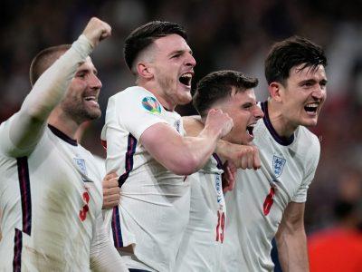 डेनमार्कलाई हराउँदै इङ्ग्ल्यान्ड युरो कपको फाइनलमा