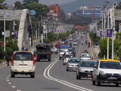 काठमाडौं उपत्यकामा निषेधाज्ञा १० दिन लम्बियो